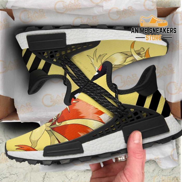 Ninetales Shoes Pokemon Custom Anime Tt11 Nmd