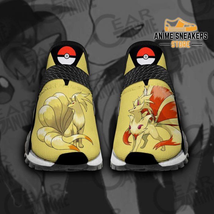 Ninetales Shoes Pokemon Custom Anime Tt11 Men / Us6 Nmd