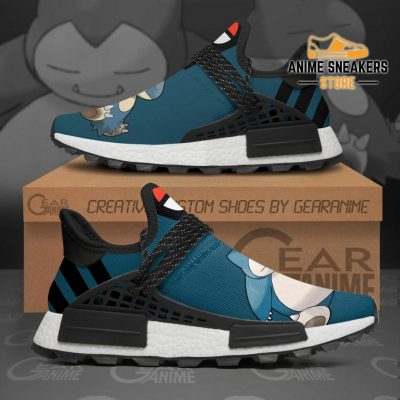 Snorlax Shoes Pokemon Custom Anime Tt11 Nmd