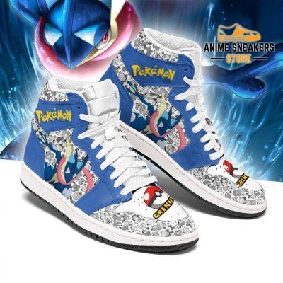 Greninja Sneakers Pokemon Game Fan Gift Idea Pt06 Jd