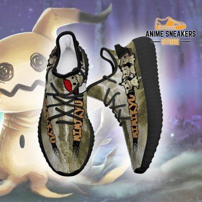 Mimikyu Yeezy Shoes Pokemon Anime Sneakers Fan Gift Idea Tt04
