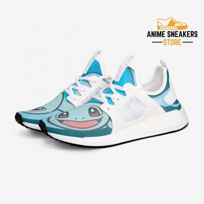 Pokemon Squirtle Custom Nomad Shoes 3 / White Mens