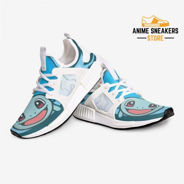 Pokemon Squirtle Custom Nomad Shoes Mens