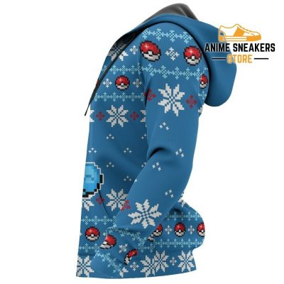 Pokemon Ugly Christmas Sweater Custom Squirtle Xmas Gift All Over Printed Shirts