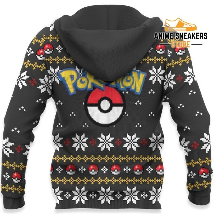 Pokemon Umbreon Ugly Christmas Sweater Custom Xmas Gift All Over Printed Shirts