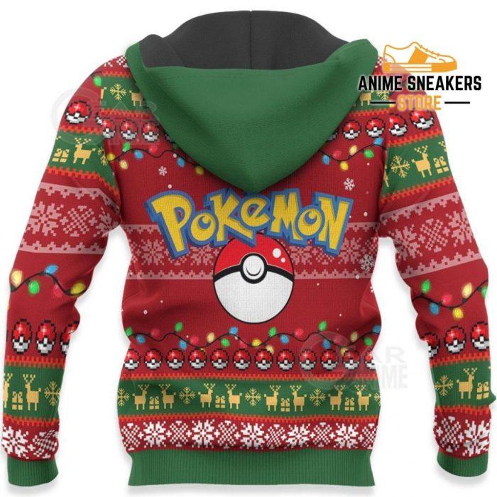 Pokemons Ugly Christmas Sweater Anime Xmas Gift Va11 All Over Printed Shirts
