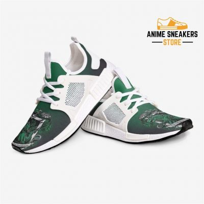 Power Rangers Tommy Green Custom Nomad Shoes Mens