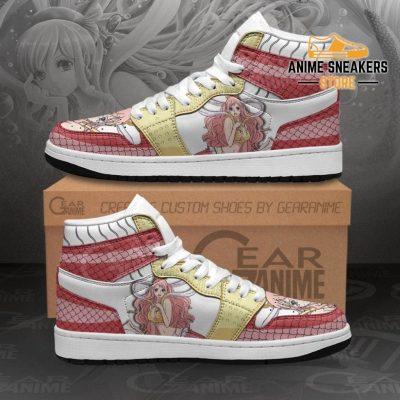 Princess Shirahoshi Sneakers One Piece Anime Shoes Men / Us6.5 Jd