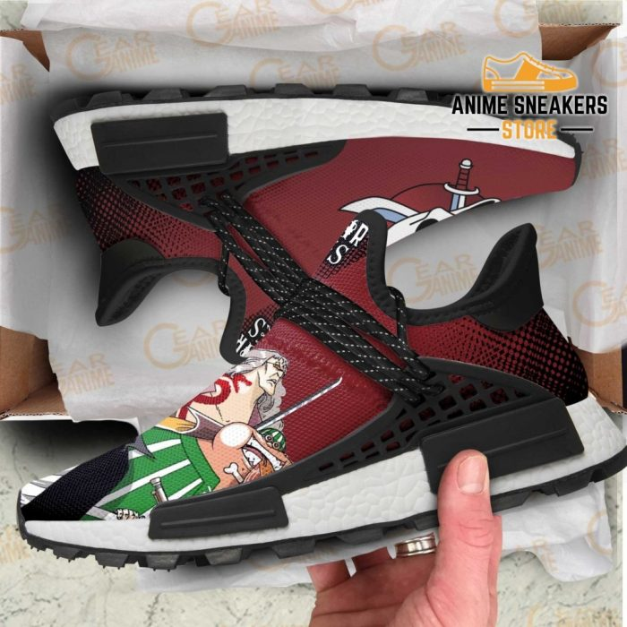 Red Hair Pirates Shoes One Piece Custom Anime Tt12 Nmd