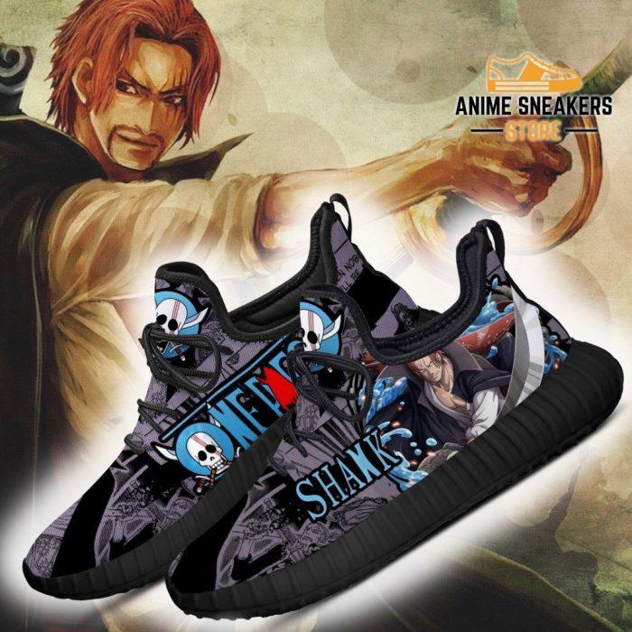 Red Hair Shanks Reze Shoes One Piece Anime Fan Gift Idea Tt04
