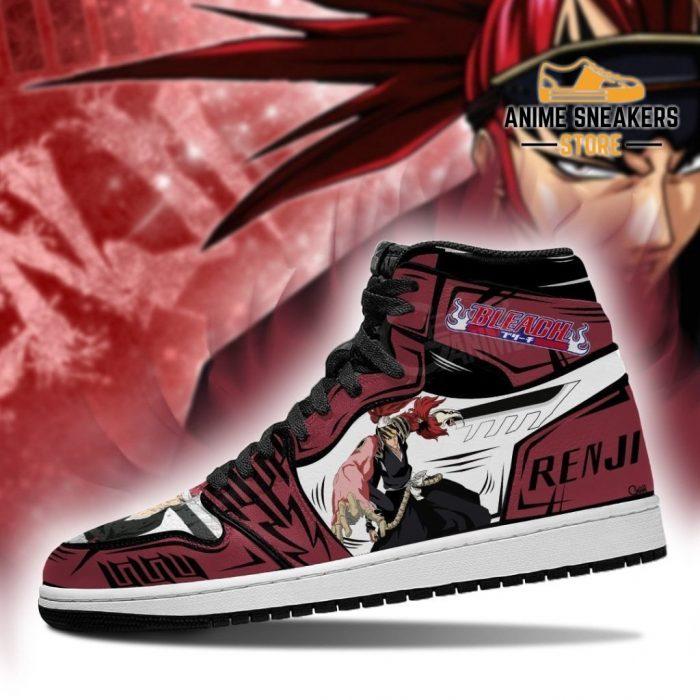 Renji Bleach Anime Sneakers Fan Gift Idea Mn05 Jd
