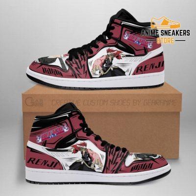 Renji Bleach Anime Sneakers Fan Gift Idea Mn05 Men / Us6.5 Jd
