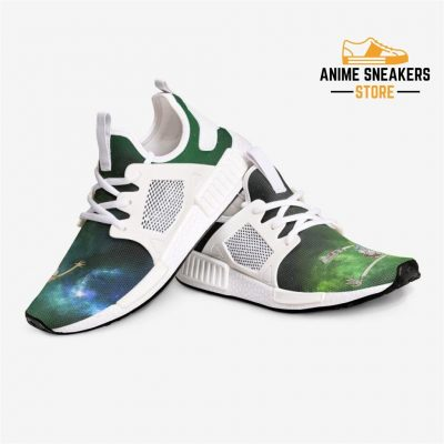 Rick And Morty Portal Custom Nomad Shoes Mens