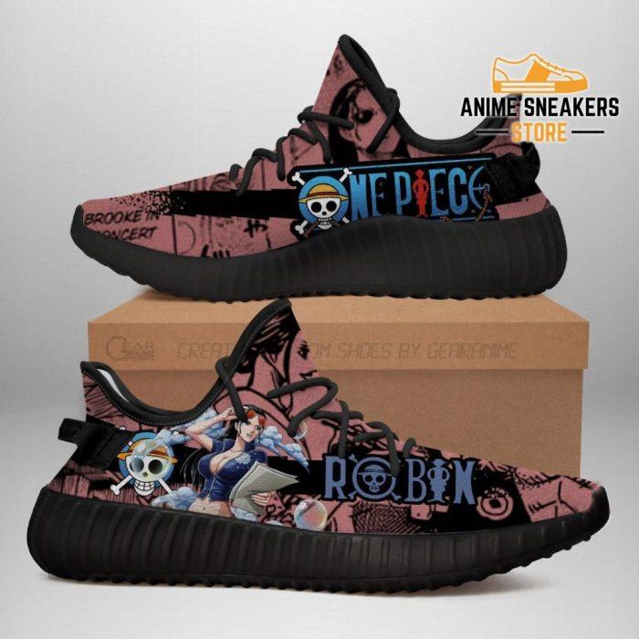 Robin Yeezy Shoes One Piece Anime Fan Gift Tt04 Men / Us6