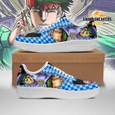 Rohan Kishibe Sneakers Jojo Anime Shoes Fan Gift Idea Pt06 Men / Us6.5 Air Force
