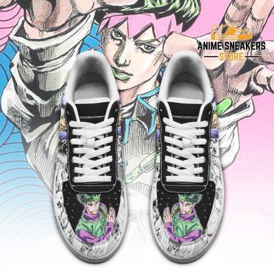 Rohan Kishibe Sneakers Manga Style Jojo Anime Shoes Fan Gift Pt06 Air Force