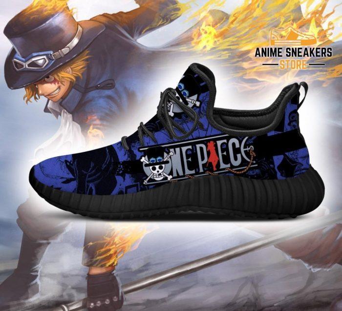 Sabo Reze Shoes One Piece Anime Fan Gift Idea Tt04