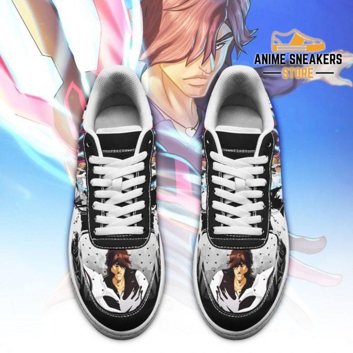 Sado Chad Sneakers Bleach Anime Shoes Fan Gift Idea Pt05 Air Force
