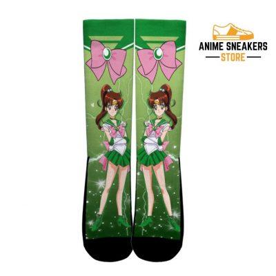 Sailor Jupiter Socks Moon Uniform Anime