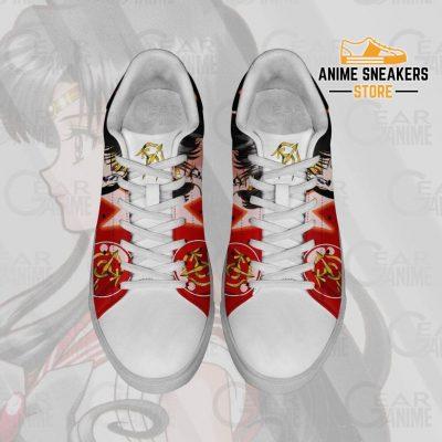 Sailor Mars Skate Shoes Moon Anime Custom Pn10