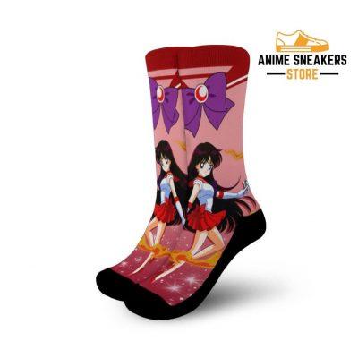Sailor Mars Socks Moon Uniform Anime Small