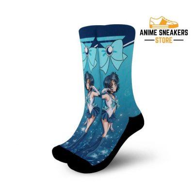 Sailor Mercury Socks Moon Uniform Anime Small