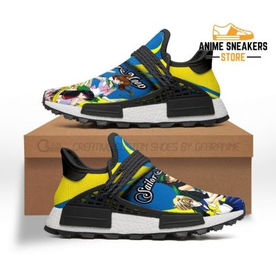 Sailor Moon Shoes Characters Custom Anime Sneakers Nmd