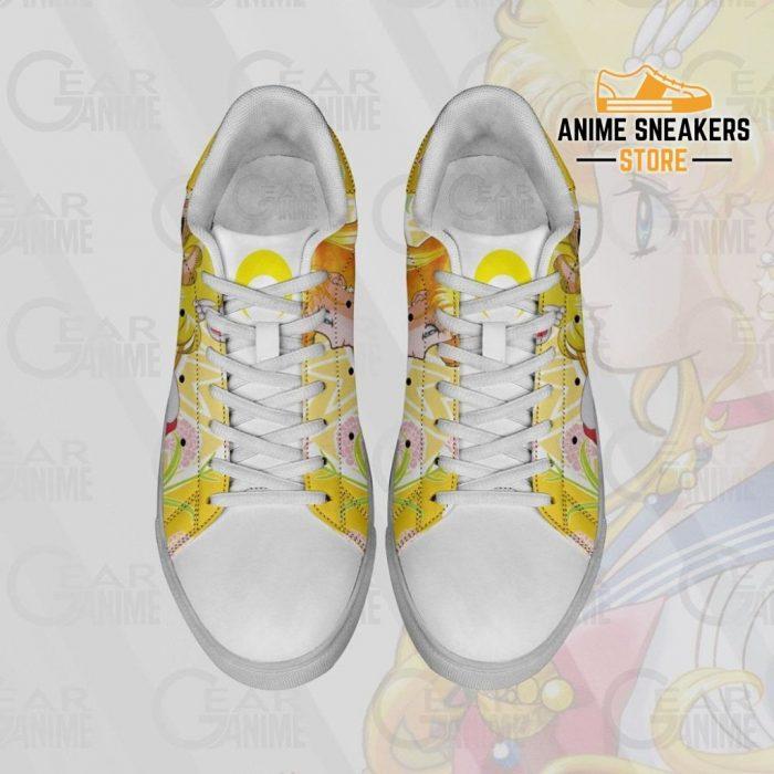Sailor Moon Skate Shoes Anime Custom Pn10