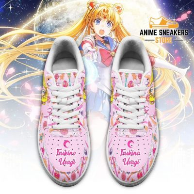 Sailor Moon Sneakers Anime Shoes Fan Gift Pt04 Air Force