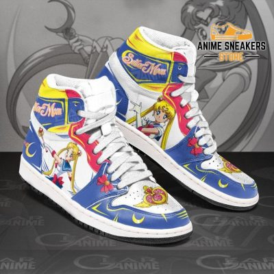 Sailor Moon Sneakers Anime Shoes Mn11 Jd