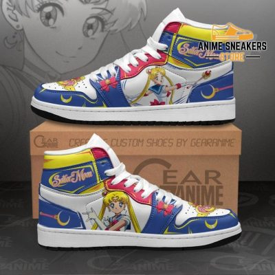 Sailor Moon Sneakers Anime Shoes Mn11 Men / Us6.5 Jd