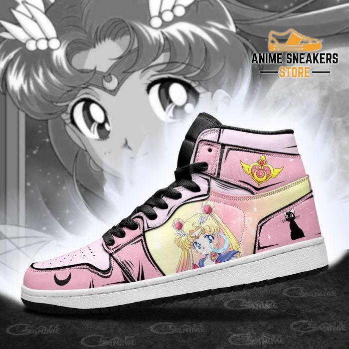 Sailor Moon Sneakers Custom Anime Shoes Mn02 Jd
