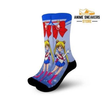 Sailor Moon Socks Uniform Custom Anime Small