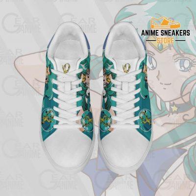 Sailor Neptune Skate Shoes Moon Anime Custom Pn10