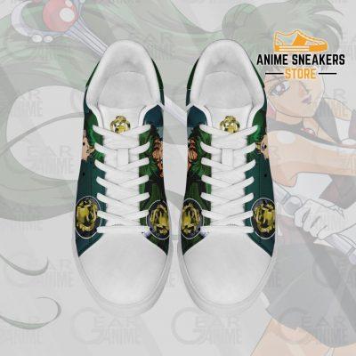 Sailor Pluto Skate Shoes Moon Anime Custom Pn10