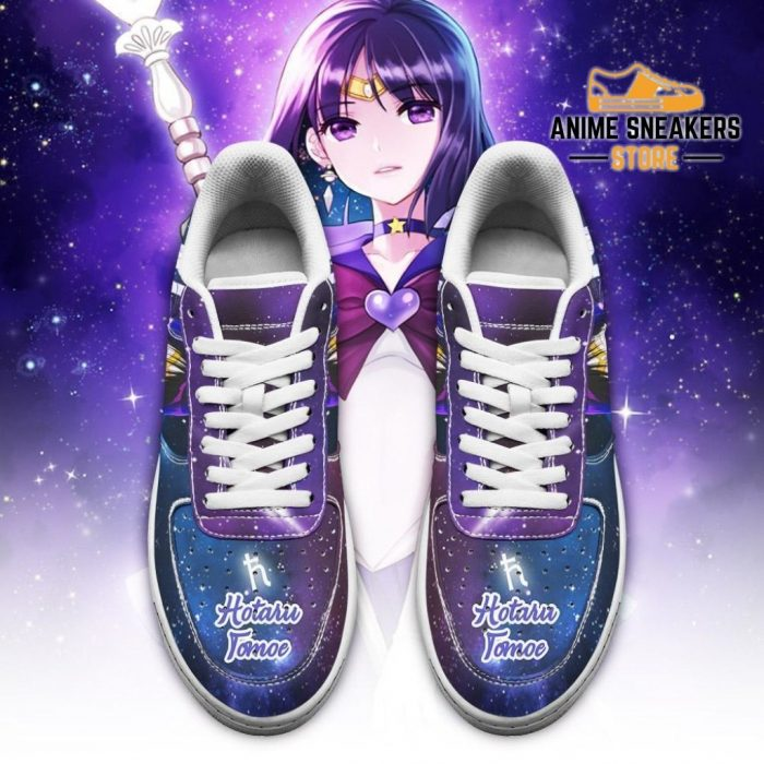 Sailor Saturn Sneakers Moon Anime Shoes Fan Gift Pt04 Air Force