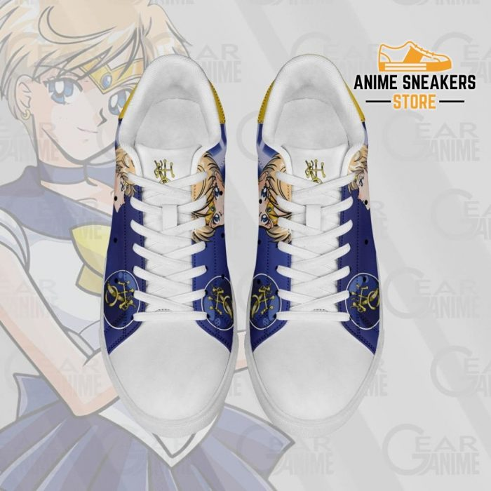 Sailor Uranus Skate Shoes Moon Anime Custom Pn10
