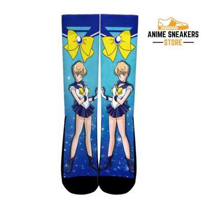 Sailor Uranus Socks Moon Uniform Anime