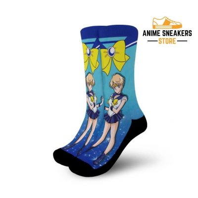 Sailor Uranus Socks Moon Uniform Anime Small