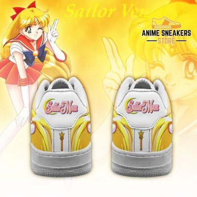 Sailor Venus Sneakers Moon Anime Shoes Fan Gift Pt04 Air Force