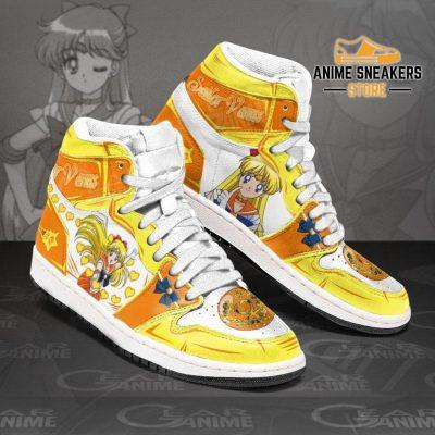 Sailor Venus Sneakers Moon Anime Shoes Mn11 Jd