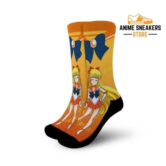 Sailor Venus Socks Moon Uniform Anime Small