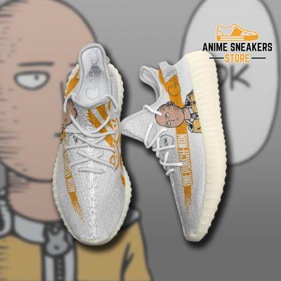 Saitama Shoes Oppai One Punch Man Custom Anime Sneakers Tt10 Yeezy