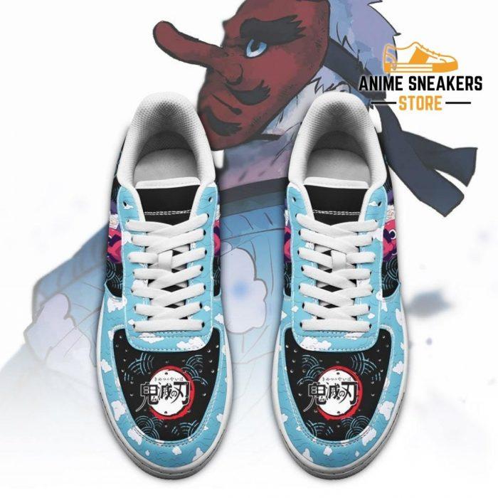 Sakonji Sneakers Custom Demon Slayer Anime Shoes Fan Pt05 Air Force
