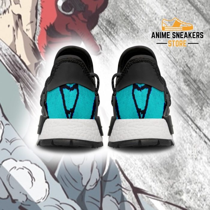 Sakonji Urokodaki Shoes Custom Demon Slayer Anime Sneakers Nmd