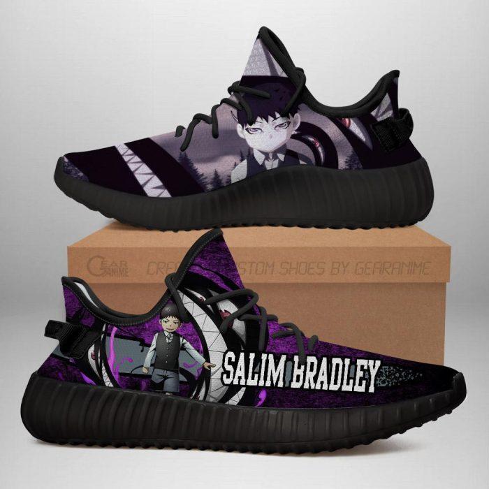 Salim Bradley Yeezy Shoes Fullmetal Alchemist Anime Sneakers Fan Gift Idea TT05 Men / US6 Official Fullmetal Alchemist  Merch