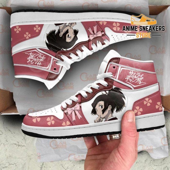 Samurai Champloo Fuu Sneakers Anime Shoes Jd