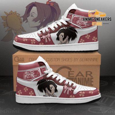 Samurai Champloo Fuu Sneakers Anime Shoes Men / Us6.5 Jd