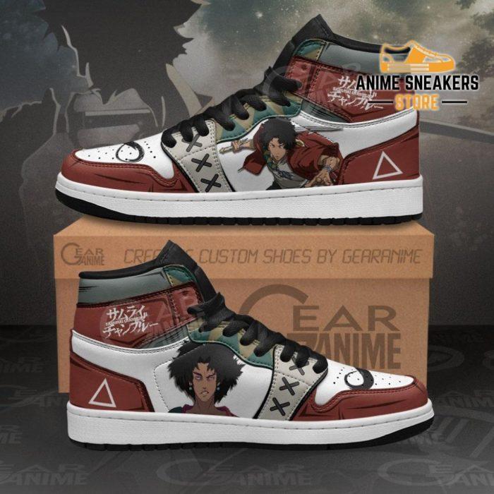 Samurai Champloo Mugen Sneakers Anime Shoes Men / Us6.5 Jd