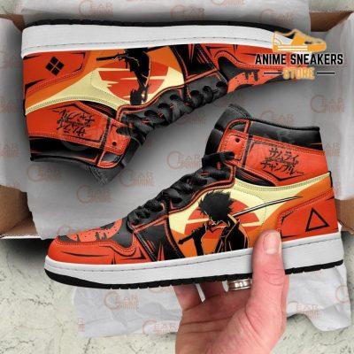 Samurai Champloo Sneakers Mugen And Jin Custom Anime Shoes Jd